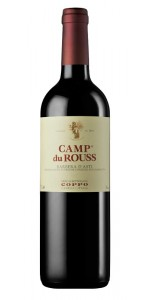 Barbera d'Asti 2016 Coppo Camp du Rouss